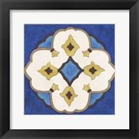 Framed Royal Lapis III