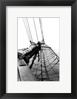 Framed Set Sail IV
