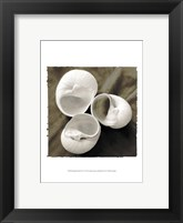 Framed Equalized Shell Trio I