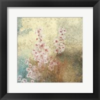 Framed Cherry Blossom Abstract II