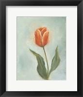 Framed Painted Tulips V
