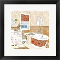 Framed Spice Bath I - Mini