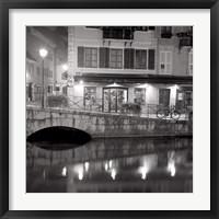 Framed Cafe des Dues (RZ010-A)
