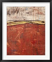 Framed Lithosphere XXIX Canvas 3