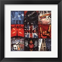 Framed Rock n' Roll