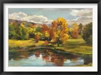 Framed Valley Oaks II