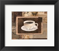 Framed Vintage Americano - mini