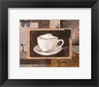 Framed Vintage Latte - mini