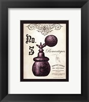 French Perfume 3 - mini Framed Print