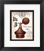 French Perfume 5 - mini Framed Print