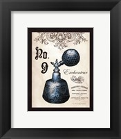 French Perfume 9 - mini Framed Print