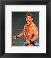 Framed Chris Jericho 2013 Posed