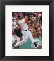 Framed Will Middlebrooks 2013 Action
