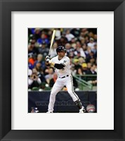 Framed Ryan Braun 2013 Action