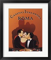 Framed Casino Italiano