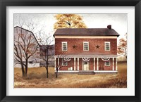 Framed Old Tavern House