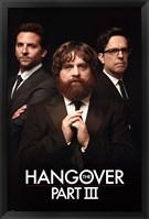 Framed Hangover 3 - Trio