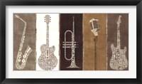 Framed Type Band Neutral Panel