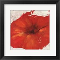 Framed Petite Rouge II