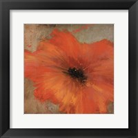 Colourful Flowers III Framed Print