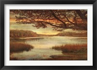 Framed Landscape Lake