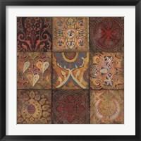 Framed Mosaic III - Detail I
