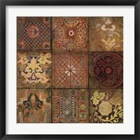 Framed Mosaic III - Detail II