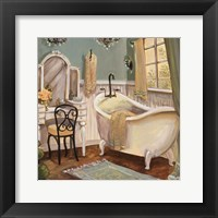 Framed Designer Bath III