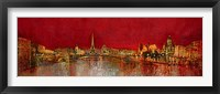 Framed Paris At Night