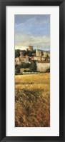 Framed Tuscan Harvest II