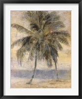 Framed Palm Hammock I
