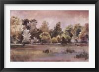 Framed Echo Lake