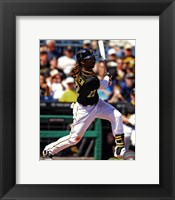 Framed Andrew McCutchen 2013 Action