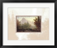 Half Dome, Yosemite Framed Print
