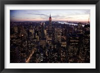 Framed Skyline I