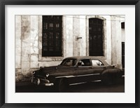 Framed Cuban Classics IV