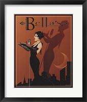 Bella's Framed Print