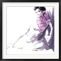 Framed Fanny