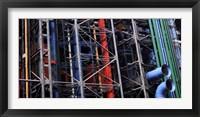 Framed Metropolis VII