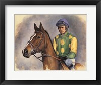 Framed Kauto Star