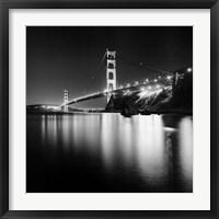 Framed Golden Gate Study