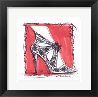 Framed Catwalk Heels III