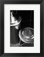 Utensils V Framed Print