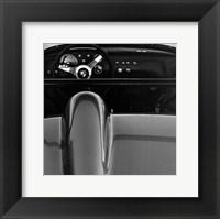 Framed 1960 Porsche