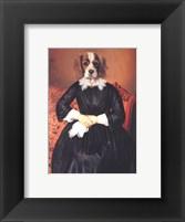 Framed Mademoiselle