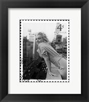 Framed Movie Stamp I
