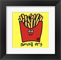 Framed Small Fry