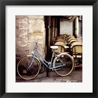 Framed Cafe Bicycle
