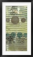 Translucence I Framed Print