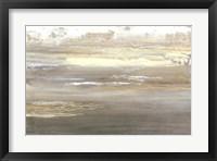 Framed Gray Mist II